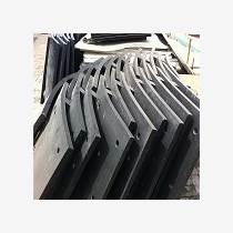 長治供應 耐磨圓錐漏斗襯板 高分子聚乙烯墊板 PE塑