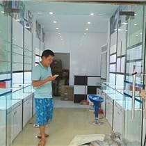海南展柜設計,海南展柜制作,海南珠寶展柜生產