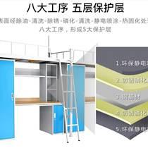 学生上下铺床宿舍双层组合床生产厂家