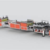 PP三层中空建筑模板生产线什么价格