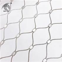 廠家熱賣不銹鋼304繩網橋梁防護網橋梁圍欄網鋼絲編織