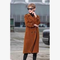 品牌折扣女裝第五朵阿爾巴卡雙面羊絨大衣現貨庫存女裝出