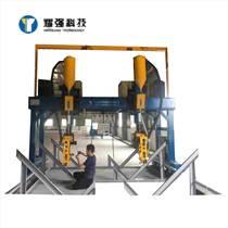 耀強機械H型鋼龍門式埋弧焊機設備廠家