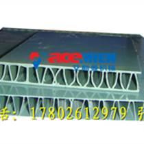 新型環保建筑模板 PP中空建筑模板生產線設備廠家