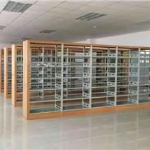 供应长治图书馆书架厂家订制直销