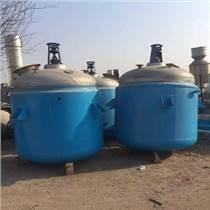 供应二手反应釜 不锈钢反应釜 加热搅拌反应釜