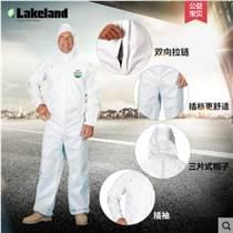 雷克蘭賽服佳無紡布連體防護服防塵隔離服ESGP528