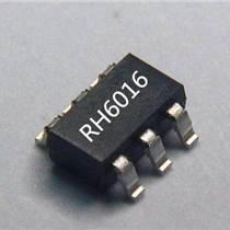 RH6016适用于墙壁开关的单通道触摸IC