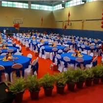 深圳专业桌椅租赁 大圆桌,竹节椅,塑胶椅出租