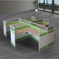 长春职员桌椅屏风办公桌厂家直售