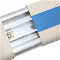 江西厂家供应pvc护墙板铝合金100防护墙板批发