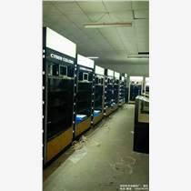 深圳化妆品展示柜定制厂家,化妆品展柜效果设计
