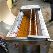 红薯清洗设备 根茎类毛辊清洗机 厂家直销清洗机