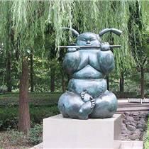 雕塑小品 红孩儿景观 雕塑小品厂家 成都创意雕塑小品