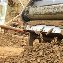 沙場泥漿榨干設備