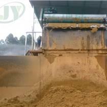 砂场泥浆压滤设备