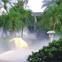 連廊休息亭室內外餐廳景觀人造霧系統