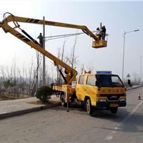 武汉交通设施登高升降安装维修车出租