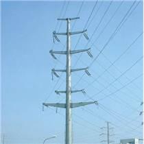 郴州市配电输电设备 各?#20013;?#21495;电力钢杆 钢管杆