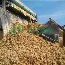 沙场泥浆压滤设备