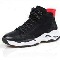 供应男鞋加工杰华仕新款时?#34892;?#38386;男靴鞋