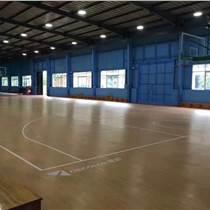 陜西PVC籃球場地膠專用塑膠地板