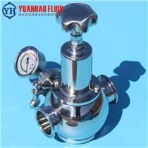 不銹鋼快裝減壓閥 衛生級減壓閥
