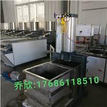 供应盛隆一人生产自动化豆油皮豆腐皮机