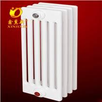 ?鋼制柱型散熱器QFGZ606鋼制散熱器鋼六柱暖