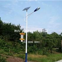 太阳能照明杀虫一体灯