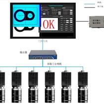 沃佳機器視覺 色差檢測儀 色差對比分析系統