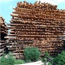 光奧通訊供應優品防腐油木桿 電力油木桿 通訊油木桿