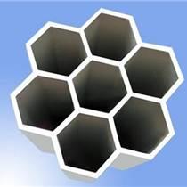 上海德塑七孔蜂窩管 PVC通信管