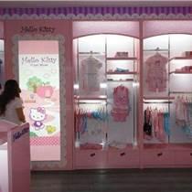 濟南展柜制作,童裝展柜,服裝專柜,內衣陳列柜制作工廠