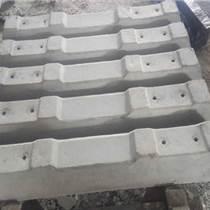 山东厂家新推出彩色水泥枕木,游乐园彩色枕木