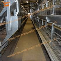 層疊式肉雞籠自動化的家禽養殖設備