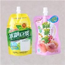 供應豆漿飲料吸嘴包裝袋奶茶味飲料吸嘴袋