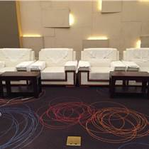 深圳专业沙发桌椅租赁 接待沙发 吐司凳 长条沙发