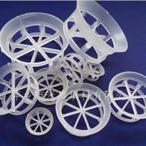 塑料階梯環聚丙烯階梯環分離塔塑料填料價格