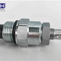现货液压插装式节流阀/流量控制阀 螺纹式节流阀 节流