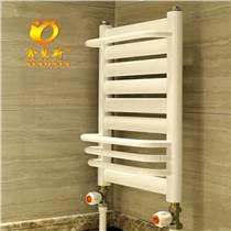工程用鋼制衛浴暖氣片鋼制毛巾架大口徑家用鋼制噴塑小
