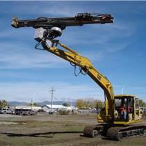 平頂山市專業大小二手挖掘機改裝各類鉆機一機多用