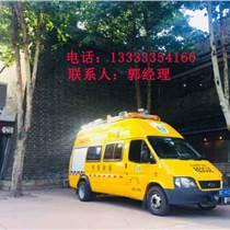 具有電梯檢測 預警 救援功能的EFR電梯預警救援車