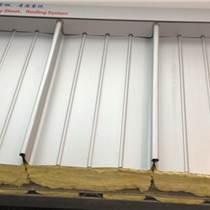 65型430氟碳漆鋁鎂錳金屬屋面板