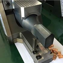 冷柜冷凝器铜管焊接加工超声波封尾设备