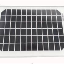 5W单晶太阳能电池板  质量保证