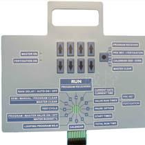 薄膜開關按鍵PET PC PVC面板標牌儀器儀表面貼