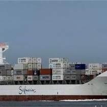 营口到福州海运物流公司