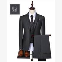 北京朝陽區辦公室兩粒扣男士職業裝