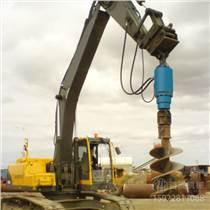 供应桩工机械 工程机械 长螺旋钻机 液压螺旋钻机 挖
